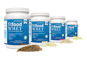 Fit Food Whey XYMOGEN® Products